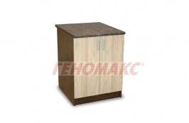 89 лв. шкаф с термоплот - 60 см.